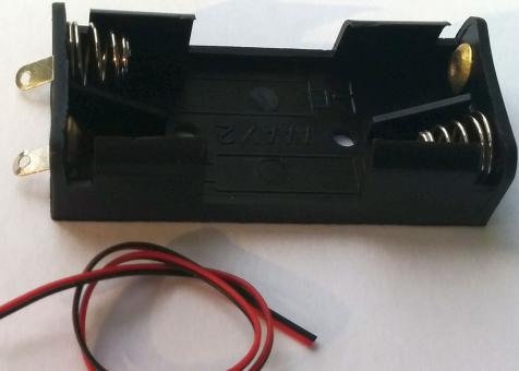 Batteriefach 2xMicro (2xAAA)
