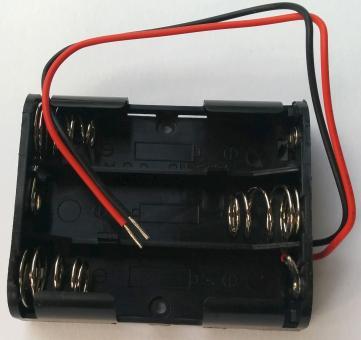 Batteriefach 3xMignon (3xAA)