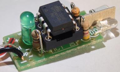 Bausatz: Distanzsensor / Näherungsschalter